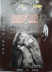 woundedkneeplakat