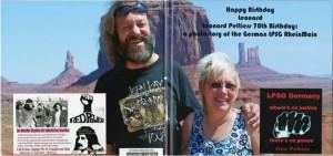 Vor- und Rückseite des 48seitigen Fotobandes