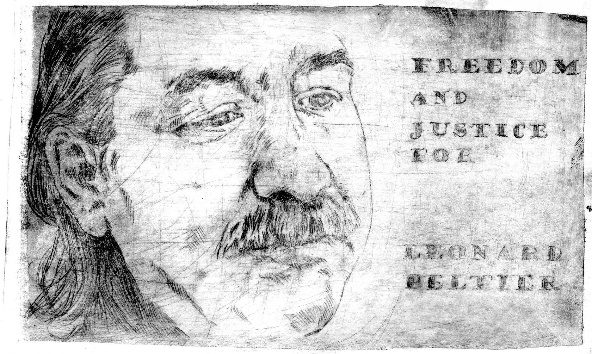 17.7.2020: Mahnwache für Leonard Peltier, Mumia Abu-Jamal u.a. politische US-Langzeitgefangene in Frankfurt am Main